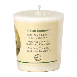 Chill-out Smell candle Indian Summer Stearin