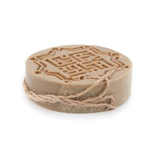 Herbal soap on Cord Amber - Old
