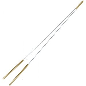 Dowsing rod Brass (40 cm - Angle 90 Degrees)