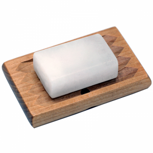 Wellness Soap Holder Wood