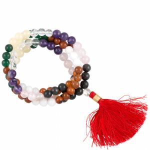 Mala Nine Planets AA Quality 108 Beads