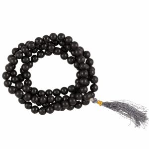 Mala Agate Black 108 Beads
