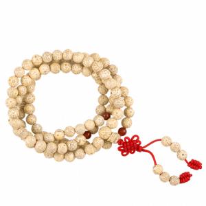 Mala Lotus Seed 108 Beads AA Quality (0.8 cm)