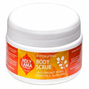 Holy Lama Naturals Body Scrub