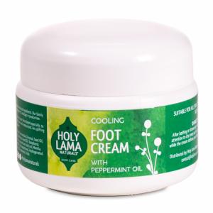 Holy Lama Naturals Foot cream
