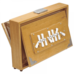 Shruti Box for Spiritual Music Guidance