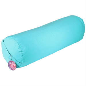 Bolster Turquoise Round