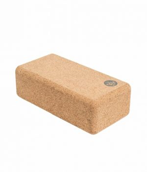 Manduka Yoga Block - Small - Cork