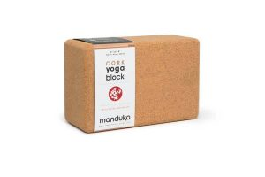 Manduka Yoga Block - Cork