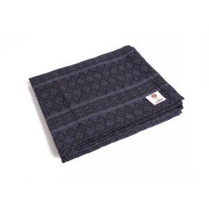 Manduka  Recycled Cotton Blanket - Thunder