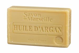 Natural Marseille Soap Argan Oil Rectangular)