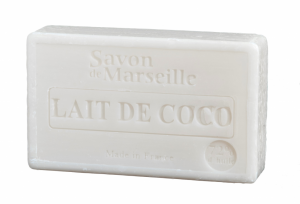 Natural Marseille Soap Coconut milk