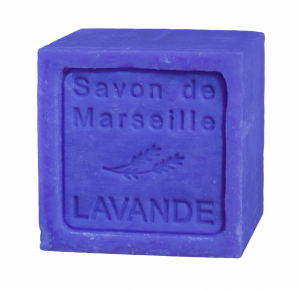 Natural Marseille soap Lavender