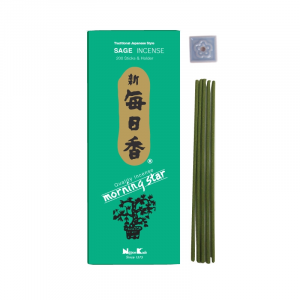 Morning Star Incense Star Sage