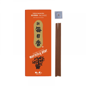 Morning Star Incense Myrrh