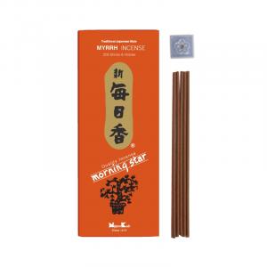 Morning Star Incense Myrrh