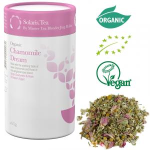 Solaris Organic camomile Tea Losse Herbal Tea