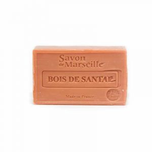 Natural Marseille Soap Sandalwood