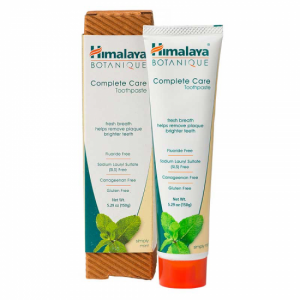 Himalayas Rerbals Complete Care Toothpaste Mint