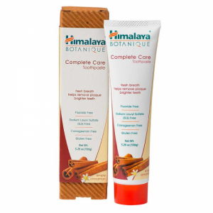 Himalayas Rerbals Complete Care Toothpaste Cinnamon