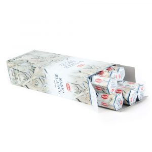 HEM Incense White Sage (6 packages)