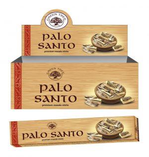 Green Tree Incense Palo Santo (12 packets)