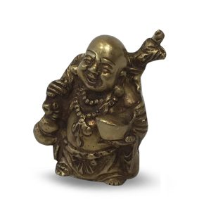 Laughing Buddha - 11 cm