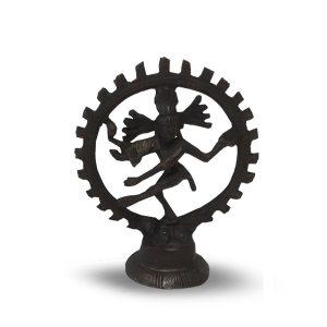 Shiva Nataraj Bronze - 10 cm