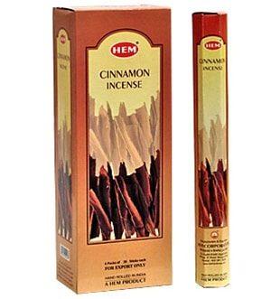 HEM Incense Cinnamon (6 packets)