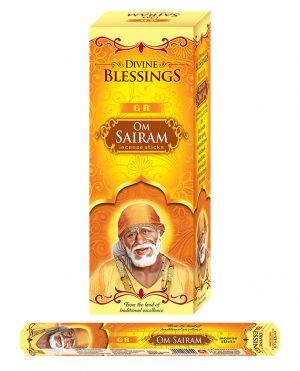 G.R. Incense Ohm Sairan (6 packages)