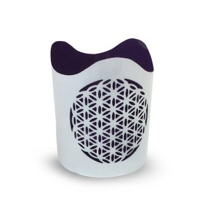 Flower of Life Candle holder (16 cm)