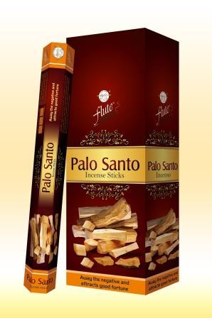 Flute Incense Palo Santo (6 packets)