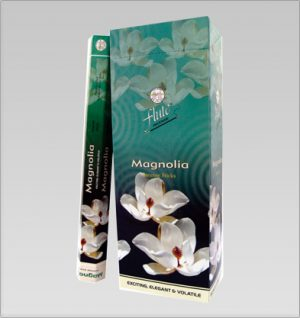 Flute Incense Magnolia (6 packets)
