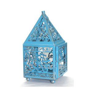 Lantern without Glass - Ganesha Blue
