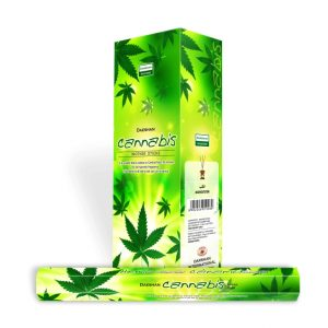 Darshan Incense Cannabis (6 packages)