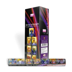 Darshan Incense Seven Archangels (6 packages)