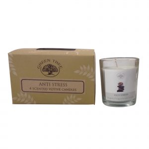 Green Tree Odor candle Anti Stress (55 grams)