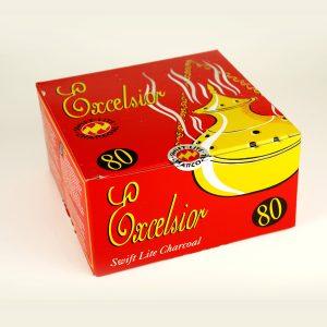 Excelsior Charcoal (80 tablets)