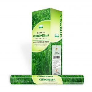 Darshan Incense Citronella (6 packages)