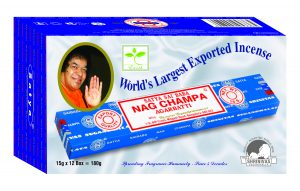 Nag Champa Incense (12 packets)
