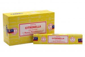 Satya Incense Citronella