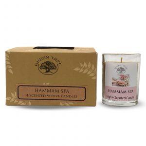 Green Tree Candle Design Hammam Spa