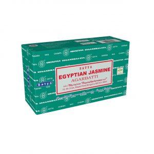 Satya Incense Egypt Jasmine (12 packets)