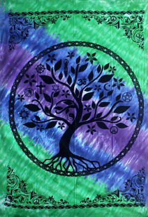 Wallcloth Tree of Life