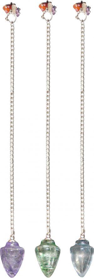 Pendulums Quartz (Set of 3)