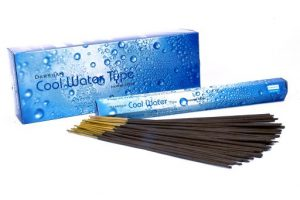 Darshan Incense Cool Water (6 packs)