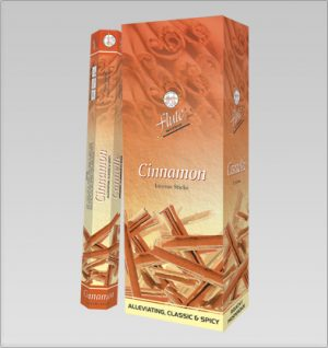 Flute Incense Cinnamon (6 packets)