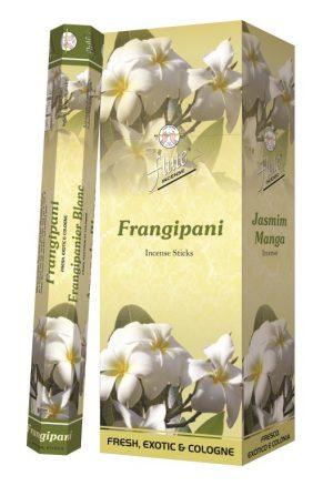 Flute Incense Frangipani (6 packets)