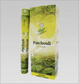 Flute Incense Patchouli (6 packets)