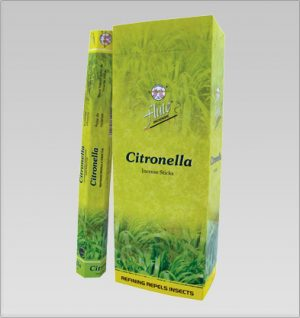 Flute Incense Citronella (6 packets)